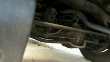 94 TOYOTA LAND CRUISER COMPLETE REAR DIFFERENTIAL NON LOCKING ABS 410
