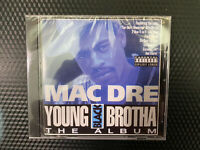 Young Black Brotha Mac Dre (CD) Strictly Business