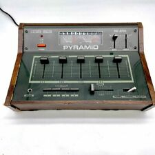 Pyramid PR-4700 Phase III Vintage Stereo Mixer Tested Working Amazing Condition