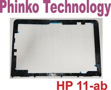 NEW Touch Screen Bezel Frame Plastic for HP X360 11-ab022TU 11-ab Series