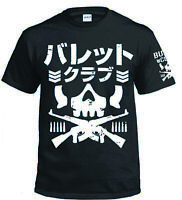 Katakana Bullet Club T-Shirt ( NJPW, ROH, New Japan )
