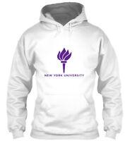 In style New York University - Gildan Hoodie Sweatshirt Gildan Hoodie Sweatshirt