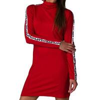 NEW FILA WOMEN SARA TURTLENECK DRESS LW165UQ4 622