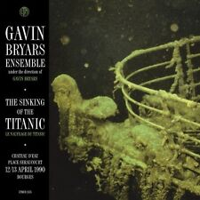 Gavin Bryars - Sinking of the Titanic: Live Bourges [New CD]
