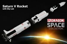 1/72 la NASA Saturno V con cielo laboratorio Rocket by Dragon ~ DR50392