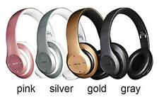 Bluetooth Headphones Wireless Foldable Stereo Earphones Super Bass Headset Mic