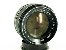 SUPER REFLECTA Objektiv Lens 55/1.4 M42 Canon EOS