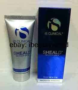 iS Clinical SHEALD Recovery Balm 60g New in Box Made in US #ntc