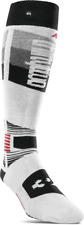 ThirtyTwo ASI MERINO PERFORMANCE Mens Yarn Blend Socks L/XL White NEW