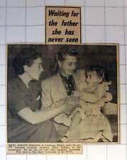 1953 Doreen Perkins Lockleaze Bristol Daughter Jacqueline And Beryl Newcombe