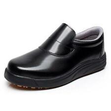 Sop6 Chef Shoes Men Women Kitchen Working Footwear Cook Comfy Waterproof Loafers