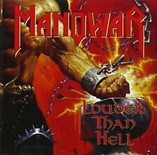 Manowar Louder than hell (1996) [CD]