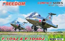 Freedom Models - Lockheed F-104J & F-104DJ Starfighter (2 kits in 1 box) # 16270