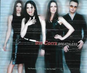 The Corrs - Breathless (2000 Promo CD Single)