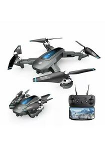 Holy Stone GPS Drone With HD Camera WIFI FPV RC Foldable Quadcopter Brushless