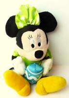 Disney Easter Minnie Mouse Stuffed Plush Doll Talks