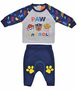 Paw Patrol Baby Boys Outfit Clothing Set