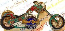 Seminole Hard Rock Hotel Seminole Tampa Casino Chopper Pin #1 2004 New LE 22943