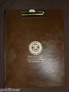 VINTAGE BSA BOY SCOUTS BOOK 1969 SUFFOLK COUNTY COUNCIL CLIP BOARD