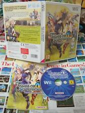 Nintendo Wii:Tales of Symphonia - Dawn of the New World [TOP RPG] COMPLET - Fr