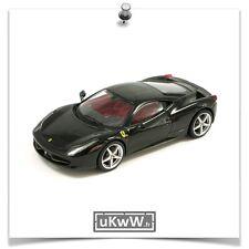 Elite 1/43 - Ferrari F 458 Italia 2010 noir métallisé