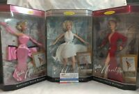 MARILYN MONROE Gentlemen Prefer Blondes Red Pink Seven Year Itch Barbie Doll 3
