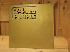 DEEP PURPLE 24 Carat Purple EMI RECORDS LTD. LP 1C 054-96424 NM Like New