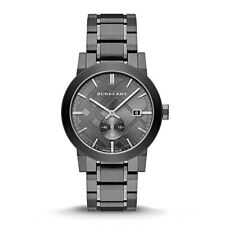 Good As New Sale! Burberry Mens Watch 'The City' BU9902 Swiss Movement 50M