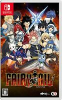 (JAPAN) Nintendo Switch video game - FAIRY TAIL