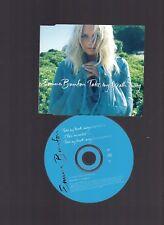 ☆☆ SPICE GIRLS EMMA BUNTON TAKE MY BREATH AWAY RARE  CD SINGLE ☆☆