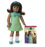 """Free ship! American Girl 18"""" MELODY Doll with Book, New In Box , Dark Skin"""