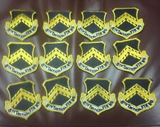 LOT OF 12 vintage 8TH TACTICAL FIGHTER WING PATCH military US AIR FORCE vietnam