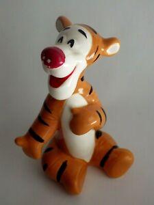 Figurine Statuette Disney JAPAN porcelaine TIGROU 10 CM Winnie l'ourson