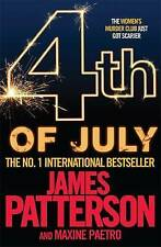 James Patterson Ex-Library Paperback Fiction Books