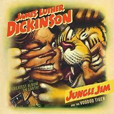 Jim Dickinson - Jungle Jim and The Voodoo Tiger [New CD]