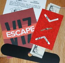 VIZ Escape -- close-up penetration, with extra tips on using with a bill    TMGS