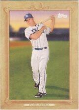 2010 Topps Turkey Red Insert #TR41 Evan Longoria Tampa Bay Rays Card