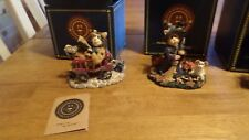 BOYDS PURRSTONE COLLECTION LOT #1 NIB SET OF 7 DIFFERENT
