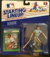 1989 STARTING LINEUP - SLU - MLB - WILL CLARK - SAN FRANCISCO GIANTS PC