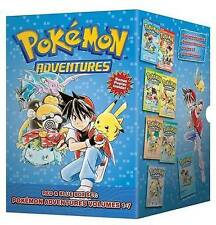 Pokemon Adventures Red & Blue Box Set: Set Includes Vol. 1-7: Set Includes Vol. 1-7 by Hidenori Kusaka (Paperback, 2014)