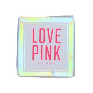 Victoria's Secret Pink Love Pink Eau de Parfum Spray 1.7 Fl Oz Damaged Box New