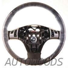 CHEVROLET MALIBU 2010 - 2012 LEATHER STEERING WHEEL - Cocoa Brown
