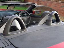 Mercedes SLK R171 Wind Deflector, Half Size, Tinted