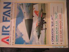 **f Air Fan n°82 Mirage 5F / Opération Blue Jay / Paris sous les bombes