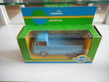 Gama Exxon VW Volkswagen Transporter T2 Pick-up in Blue on 1:42  in Box