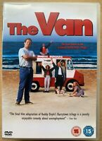 The Van DVD 1996 Roddy Doyle Barrytown Trilogy Irish Comedy starring Colm Meaney
