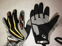 GANT MITSOU GRIS PAIRE DE GANTS TAILLE L GLOVE GREY CROSS ENDURO TRIAL QUAD