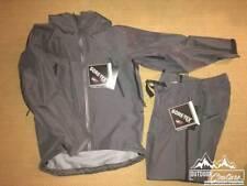 Arcteryx LEAF NWT Alpha LT Jacket and Pants Wolf LG