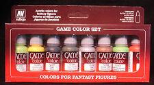 Vallejo Game Color 72301 gli Orchi & Goblin Pittura Acrilica Set 8 x 17ml COLORI
