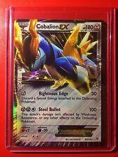 Pokemon card - Cobalion EX Holo B&W Plasma Storm Edition Ed 93/135 =1st Mega M